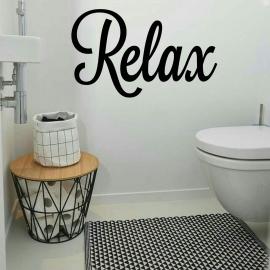 Relax (60 x 40cm) Vinyl Wall Art