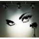 Sexy Eyes Vinyl Wall Art